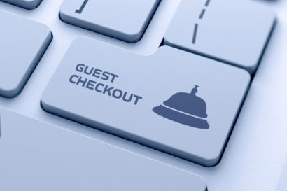 magento guest checkout